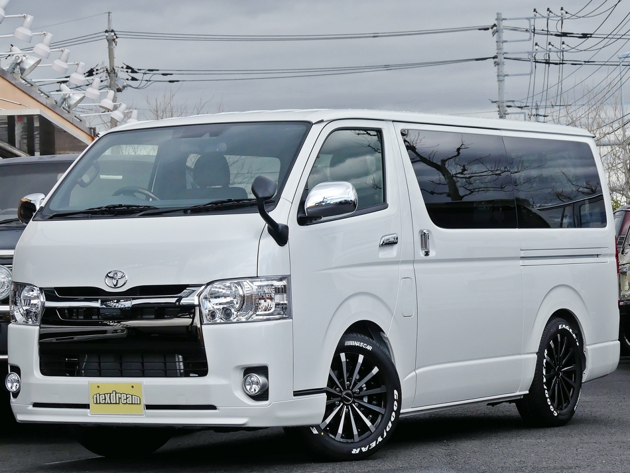 ハイエースVHIACE 50th Anniversary Limited
